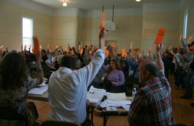 2019 Annual Town Meeting