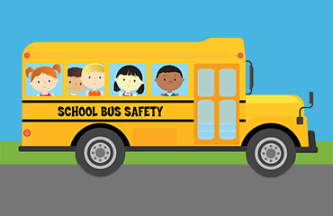 School Bus Safety Message