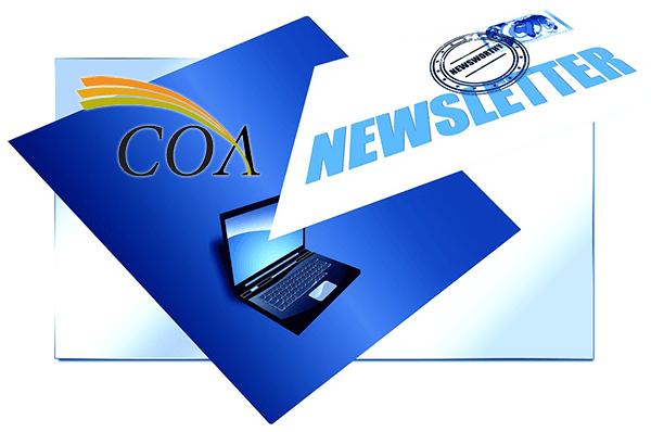 February COA Newsletter