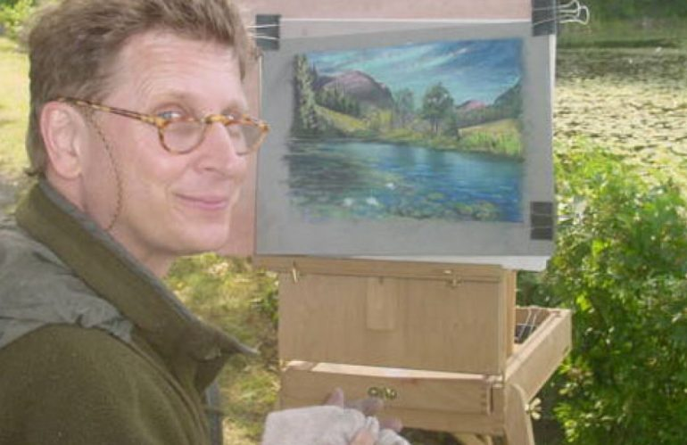 """""""Sail Away on the Craft of Pastel Painting,"""" with Pastelist Gregory John Maichack"""