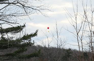 Rescheduled Cell Phone Tower Balloon Test