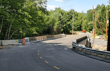 Ireland Street Bridge is Open!