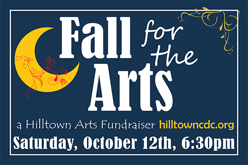 Benefit for the Hilltown Arts Alliance and Hilltown CDC