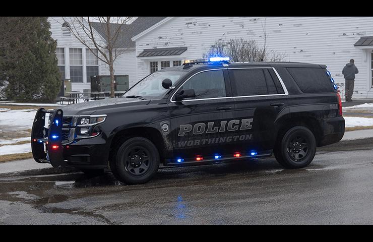 Worthington Police Changes