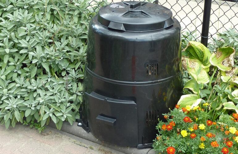 Discounted Earth Machine Compost Bins